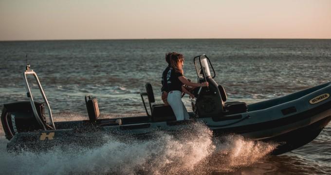Humber Ocean Pro 6,3 entre particuliers et professionnel à Royan
