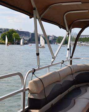 Louer Bateau à moteur avec ou sans skipper Suntracker à Boulogne-Billancourt