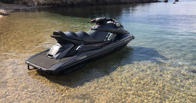 Location bateau Yamaha SVHO Cruiser à Ajaccio sur Samboat