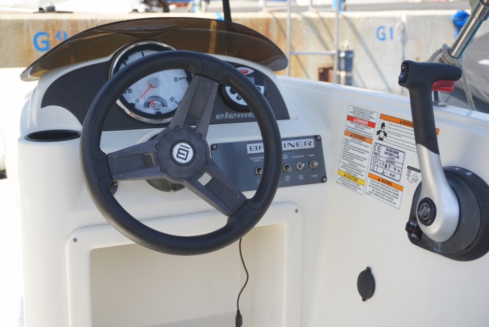Location bateau Nerja pas cher Element 160