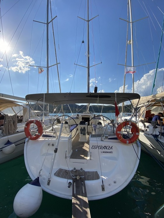 Location yacht à Fethiye - Bavaria Bavaria 46 Cruiser sur SamBoat