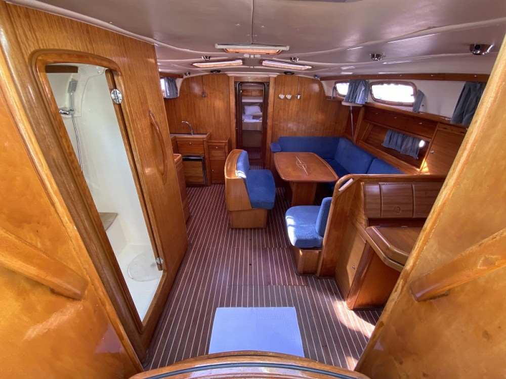 Location bateau Fethiye pas cher Bavaria 46 Cruiser