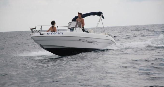 Louez un Aquabat Sport lime 19 à Blanes