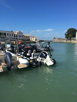 Location yacht à Saint-Martin-de-Ré - Humber ocean pro 6.30 sur SamBoat