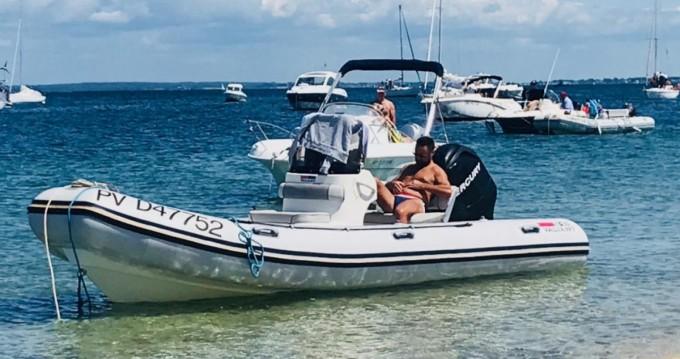 Location bateau Sainte-Maxime pas cher DR 570