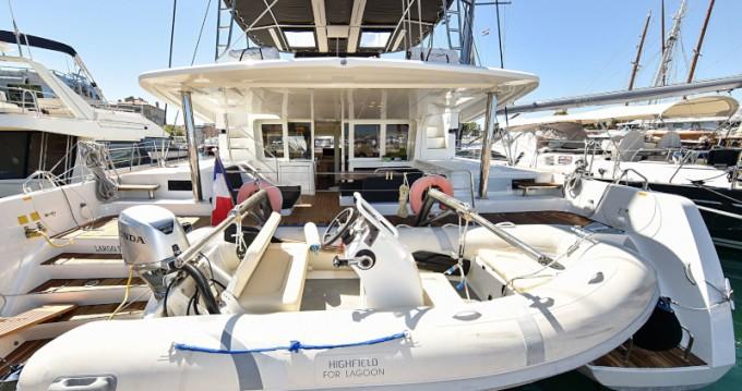 Location Catamaran à Zadar - Lagoon Lagoon 520 Flybridge