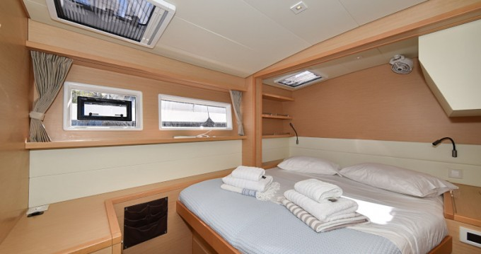 Location yacht à Zadar - Lagoon Lagoon 520 Flybridge sur SamBoat