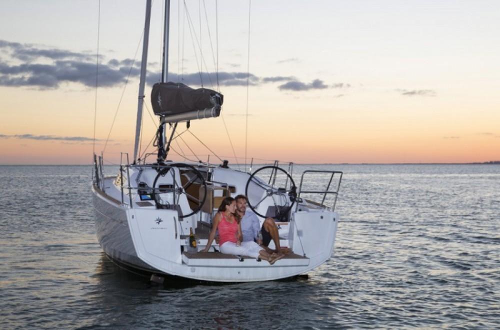 Location Voilier à US Virgin Islands - Jeanneau Sun Odyssey 349