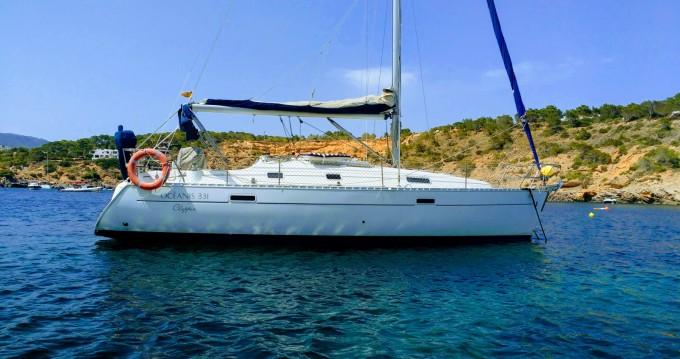 Location yacht à Sant Josep de sa Talaia - Bénéteau Oceanis 331 Clipper sur SamBoat