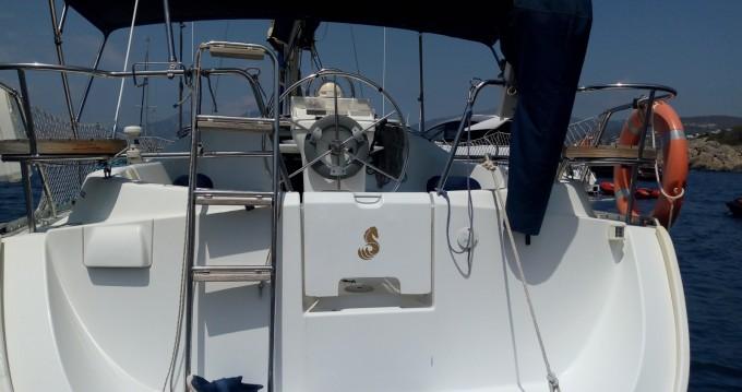 Location bateau Sant Josep de sa Talaia pas cher Oceanis 331 Clipper