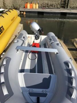 Location bateau Zodiac Cadet 390 Rib Alu Dl à Guérande sur Samboat