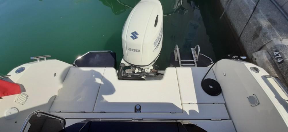 Location yacht à Fréjus - Parker Parker 750 sur SamBoat