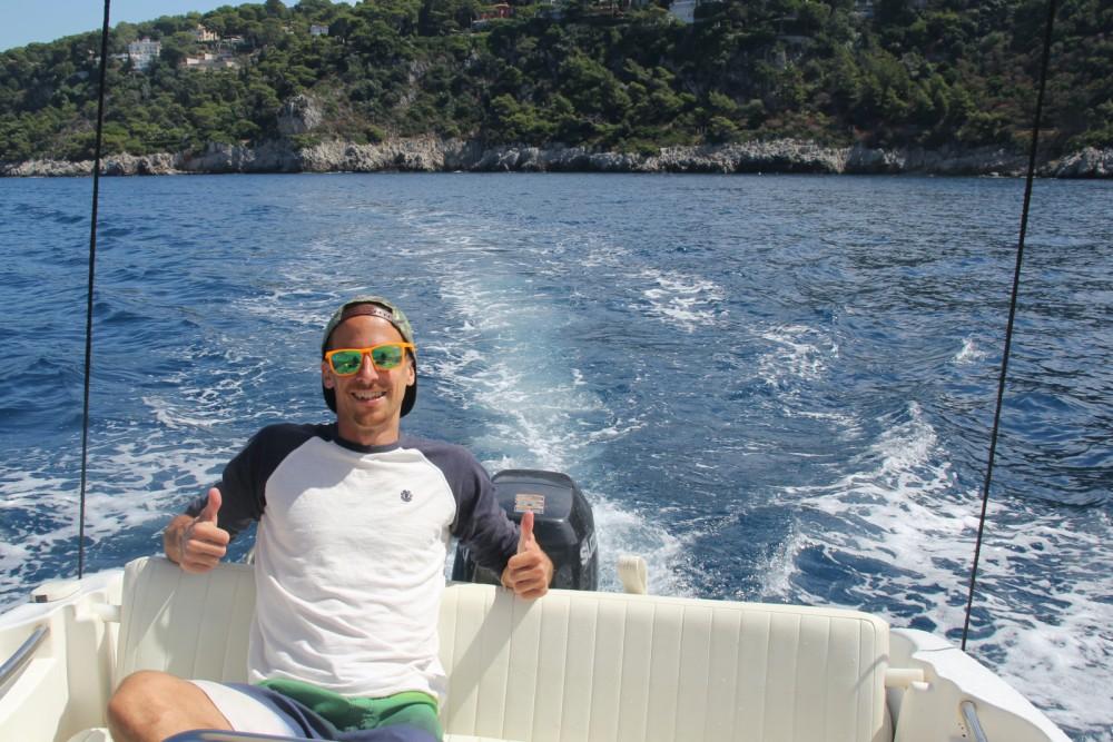 Location bateau Villefranche-sur-Mer pas cher 500 Sol