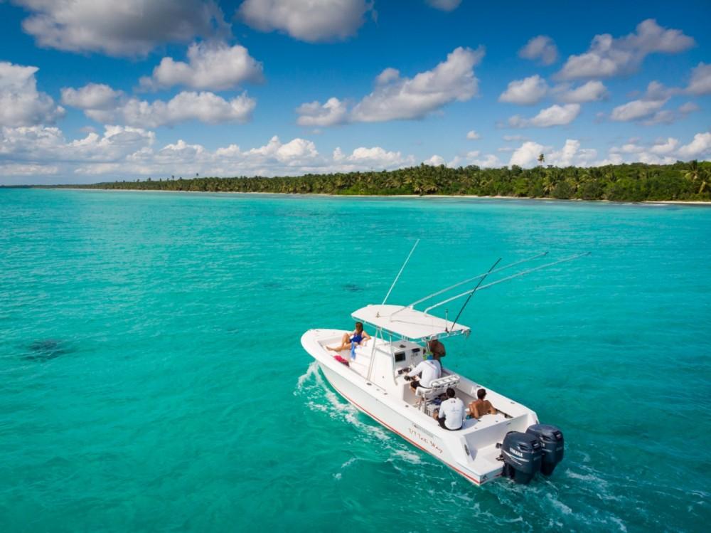 Location yacht à Bayahíbe - contender 28 center console 28 sur SamBoat