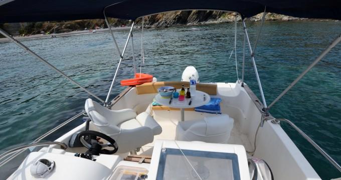 Location yacht à Argelès-sur-Mer - Jeanneau Cap Camarat 625 WA sur SamBoat