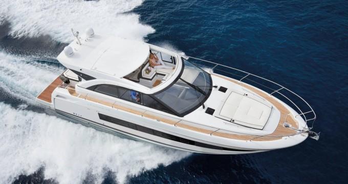 Location yacht à Mandelieu-la-Napoule - Jeanneau Leader 46 sur SamBoat