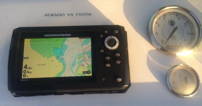 Location bateau Île-aux-Moines pas cher Coaster 470