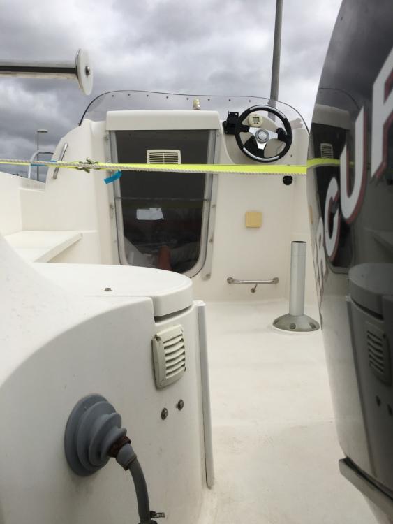 Location yacht à La Rochelle - Quicksilver Quicksilver 510 Cruiser sur SamBoat