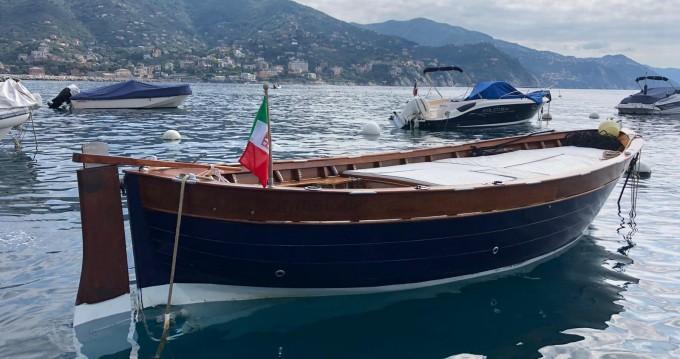 Louer Bateau à moteur avec ou sans skipper Gozzo Scipione à Santa Margherita Ligure