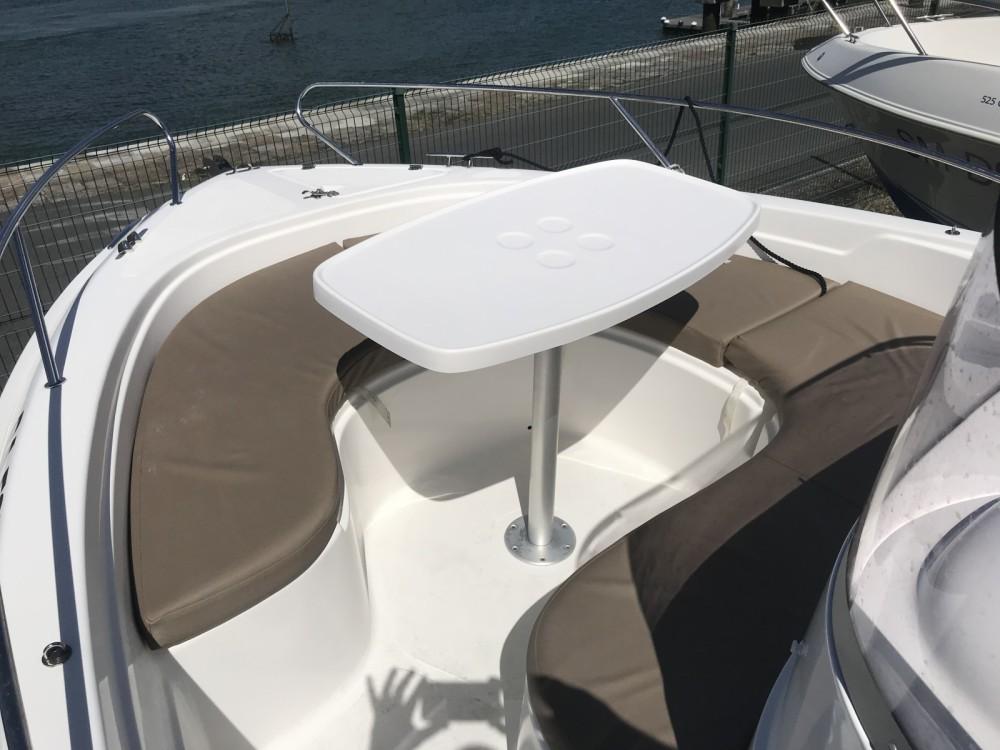Location bateau B2 Marine cap ferret 652 open à Anglet sur Samboat