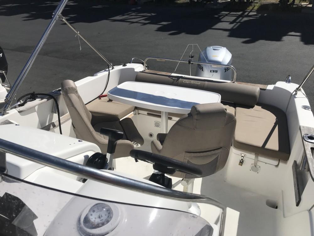 B2 Marine cap ferret 652 open entre particuliers et professionnel à Anglet