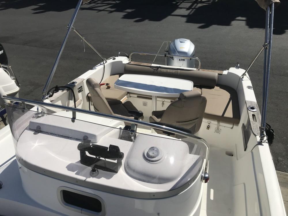 Location Bateau à moteur à Anglet - B2 Marine cap ferret 652 open
