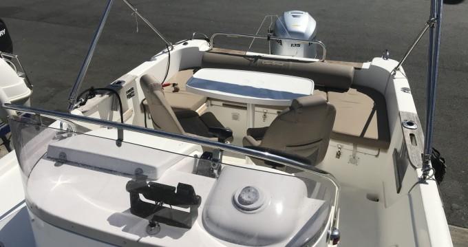 Louez un B2 Marine cap ferret 652 open à Anglet