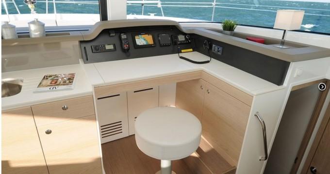 Louer Catamaran avec ou sans skipper Bali Catamarans à Raiatea