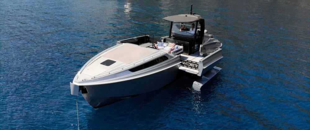 Location bateau Wider 42 à Saint-Laurent-du-Var sur Samboat