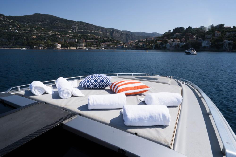 Location yacht à Saint-Laurent-du-Var - Wider 42 sur SamBoat
