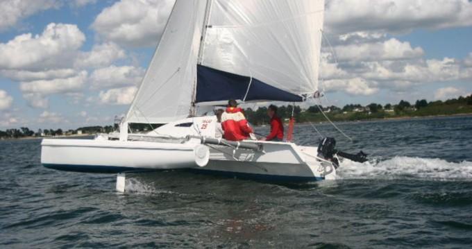 Location yacht à La Trinité-sur-Mer - Tricat tricat 25 sur SamBoat
