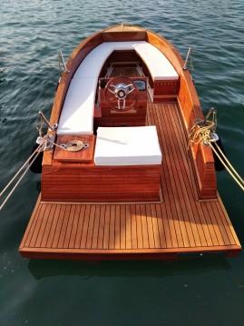 Louer Bateau à moteur avec ou sans skipper CNS à Cala d'Or