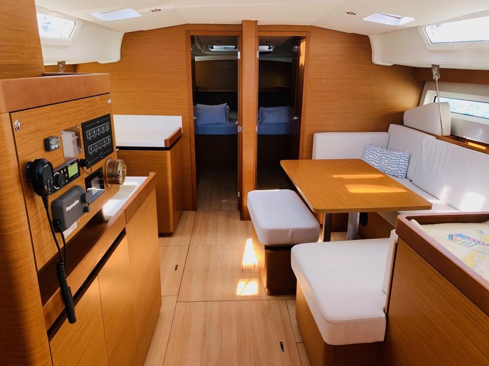 Location bateau Sukošan pas cher Sun Odyssey 490
