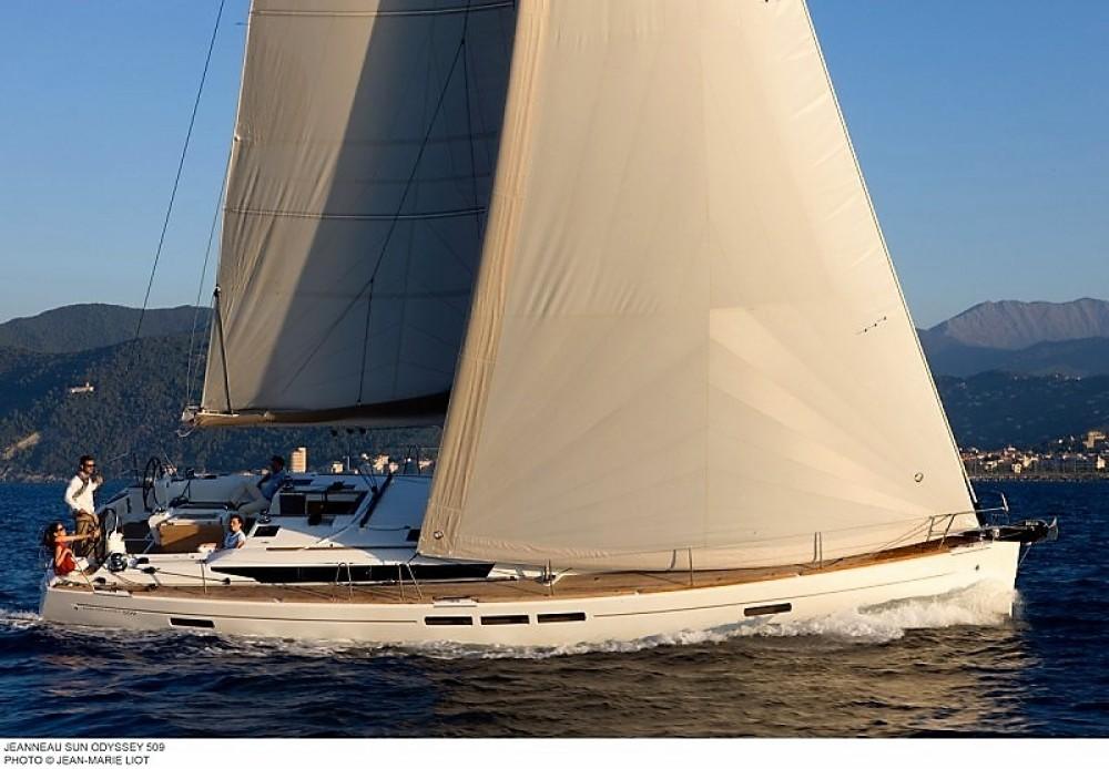 Location yacht à Corfou - Jeanneau Sun Odyssey 509 sur SamBoat