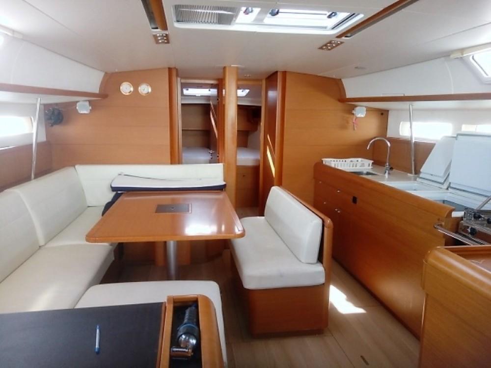 Location bateau Jeanneau Sun Odyssey 509 à Corfou sur Samboat