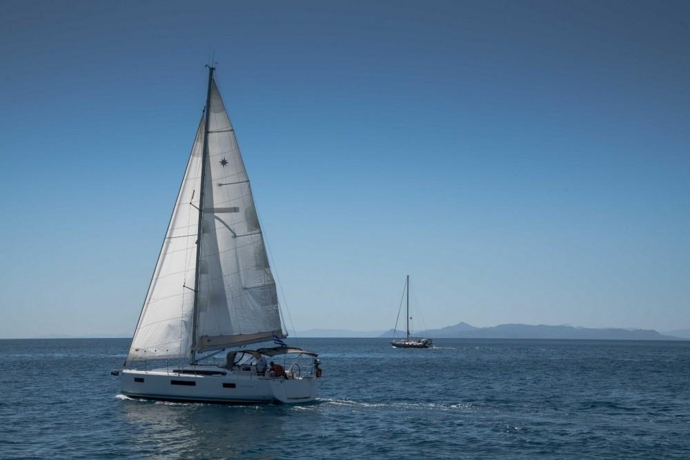 Location yacht à Athens - Jeanneau Sun Odyssey 440 sur SamBoat