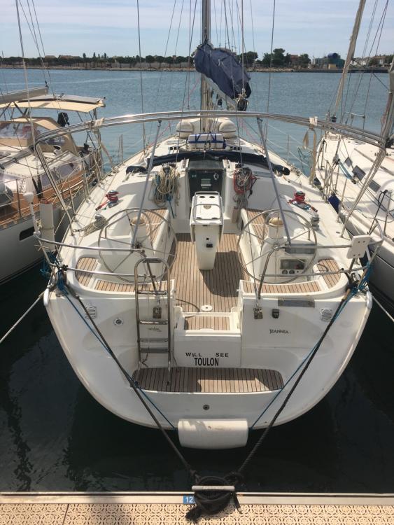 Location bateau Port-Saint-Louis-du-Rhône pas cher Sun Odyssey 43
