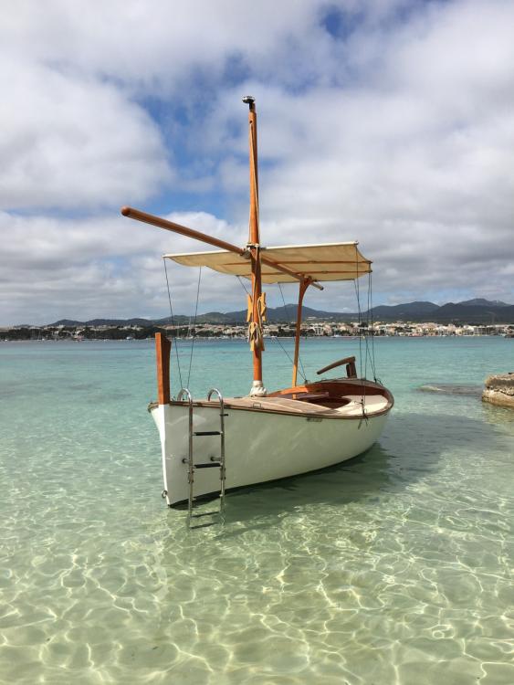 Location bateau CNS LLaüt eléctrico à Cala d'Or sur Samboat