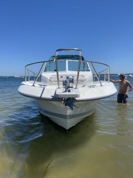 Louez un Chris Craft Sea Hawk 216 à Lège-Cap-Ferret