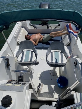 Louer Bateau à moteur avec ou sans skipper Chris Craft à Lège-Cap-Ferret
