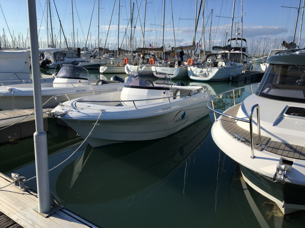 Location yacht à La Rochelle - Pacific Craft Pacific Craft 625 Open sur SamBoat