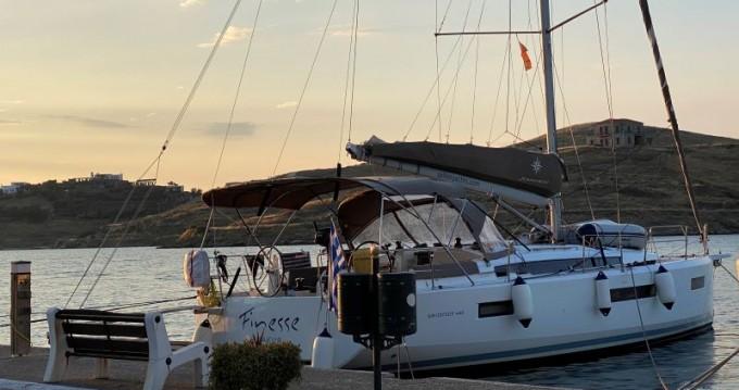 Location yacht à Álimos - Jeanneau Sun Odyssey 440 sur SamBoat