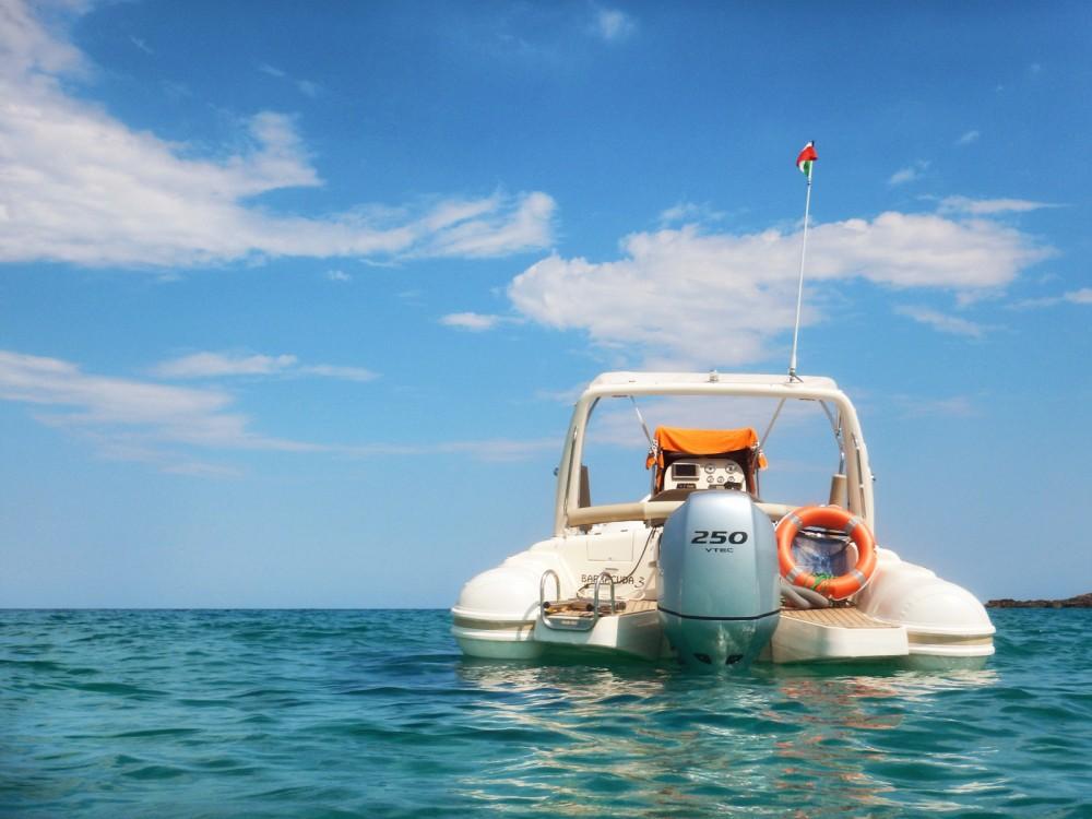 Location bateau Syracuse pas cher Twentythree XL