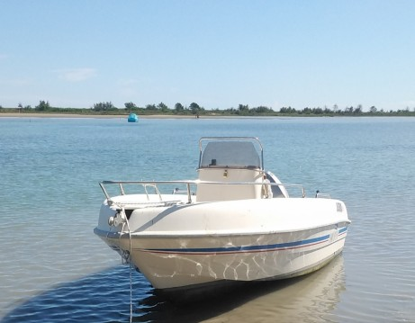 Location bateau Quarto d'Altino pas cher Open 540