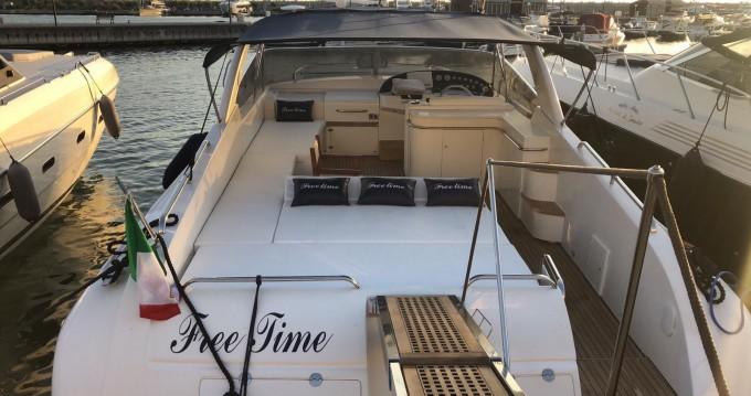 Location yacht à Castellammare di Stabia - Airon 47 sur SamBoat
