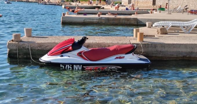 Louer Jet Ski avec ou sans skipper Kawasaki à Stara Novalja