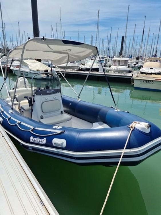 Bombard Explorer 640 SB Bleu entre particuliers et professionnel à La Rochelle