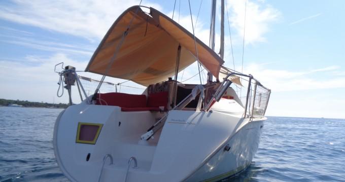Location Voilier à Golfe-Juan - Jeanneau Sun Way 25