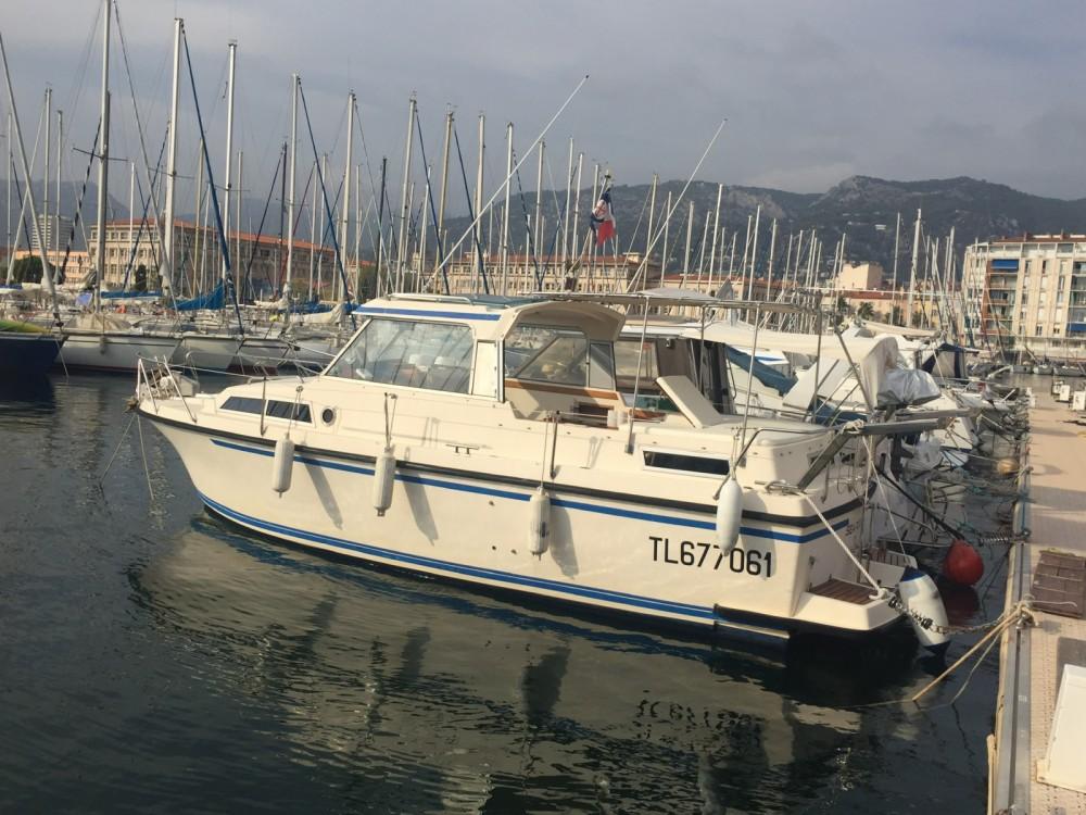 Location bateau Nimbus 2600 à Toulon sur Samboat