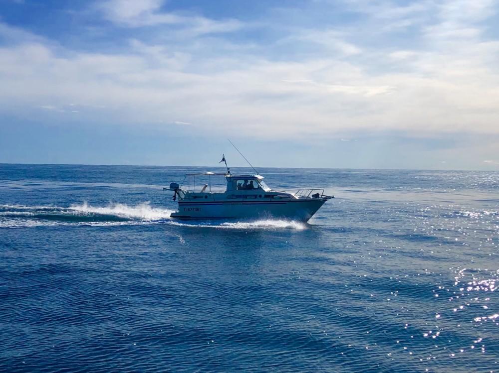 Location bateau Toulon pas cher 2600